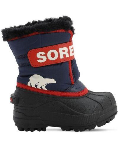 Ботинки с аппликациями Sorel