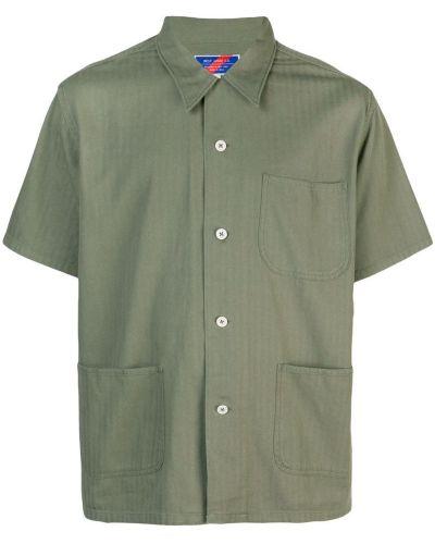 Рубашка с короткими рукавами на пуговицах Best Made Co