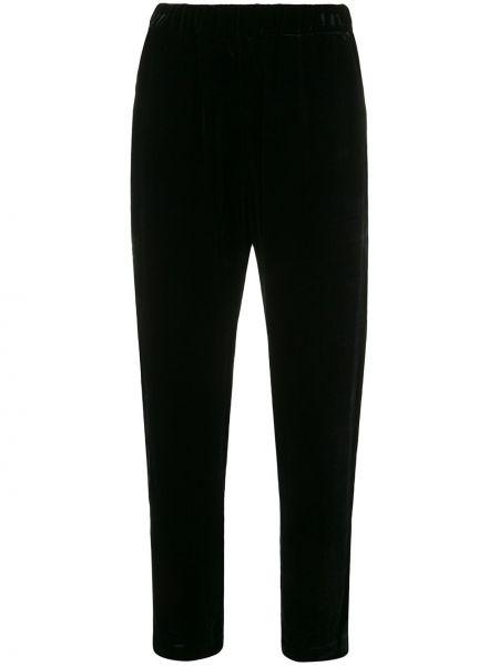 Черные брюки с поясом Marcha