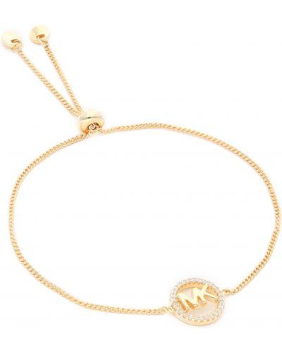 Złota bransoletka Michael Kors