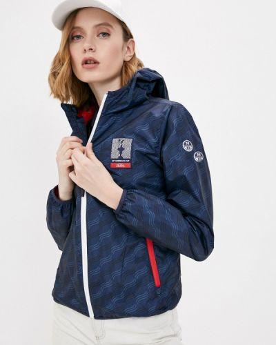 Облегченная синяя куртка North Sails