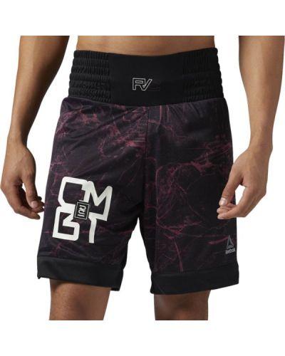 Спортивные шорты с поясом Reebok