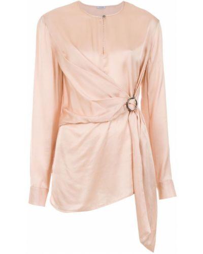 Длинная рубашка - розовая Tufi Duek