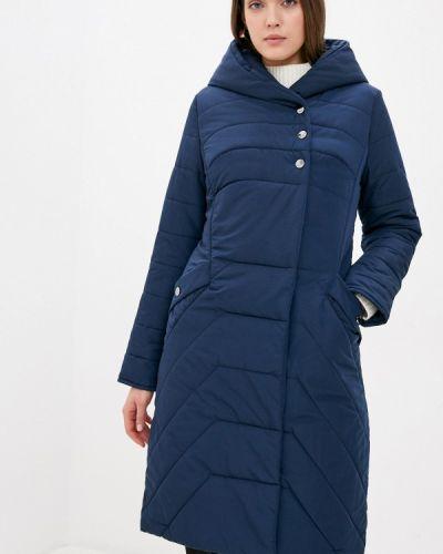 Утепленная куртка - синяя Dizzyway