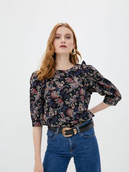 Блузка - черная Ba&sh