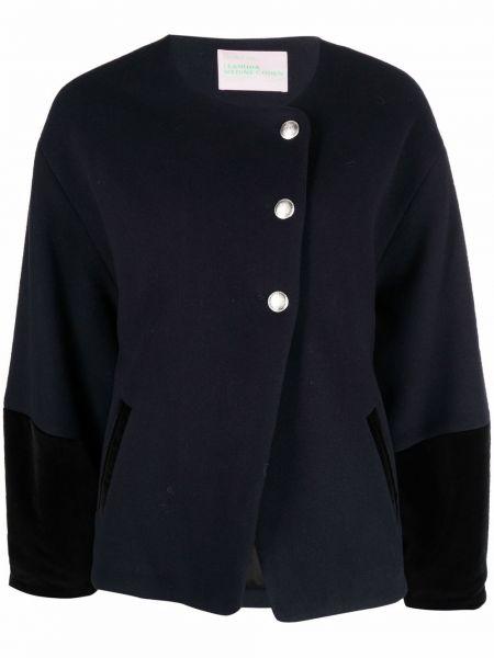 Длинная куртка - синяя Closed