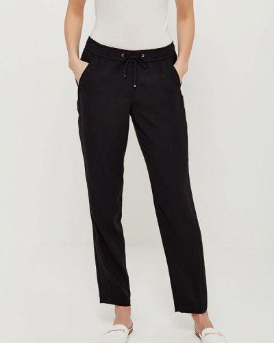 Черные зауженные брюки Gerry Weber