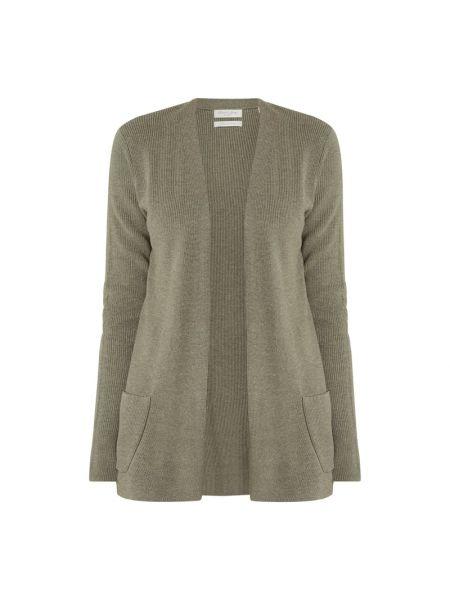 Zielony sweter bez zapięcia Christian Berg Women