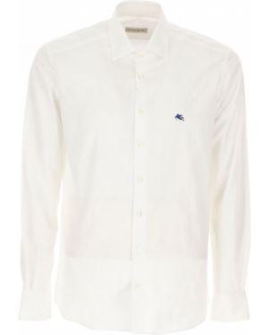 Koszula z długim rękawem klasyczna lato Etro