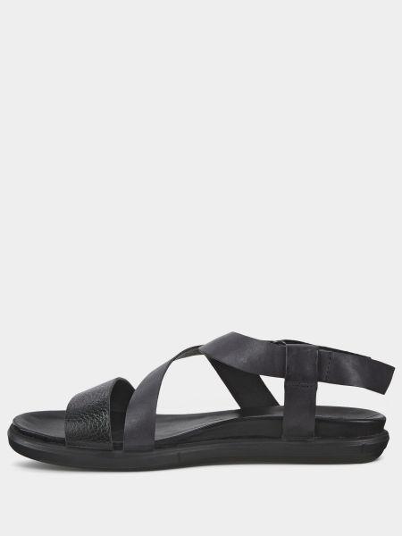 Черные сандалии Ecco
