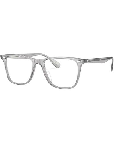 Szare okulary Oliver Peoples