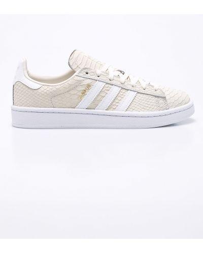 Бежевые кроссовки Adidas Originals