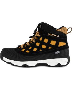 Ботинки мембранные оранжевый Merrell