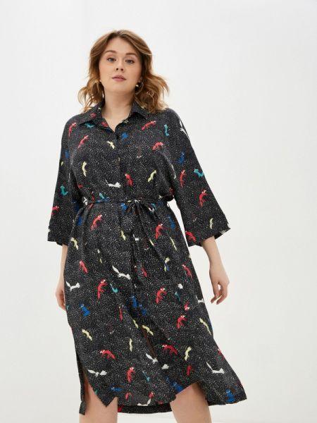 Платье - черное Lessismore