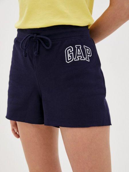 Повседневные синие шорты Gap