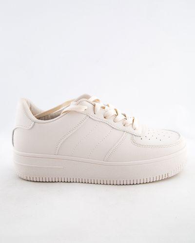 Бежевые зимние ботинки Meitesi