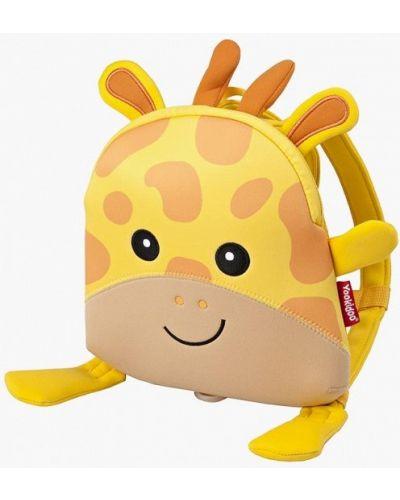 Рюкзак желтый Yookidoo