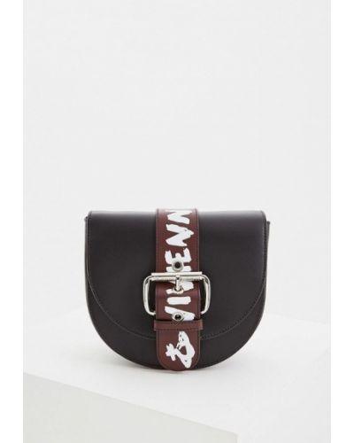 Сумка через плечо кожаный Vivienne Westwood