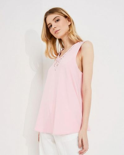 Розовый топ Liu Jo Jeans