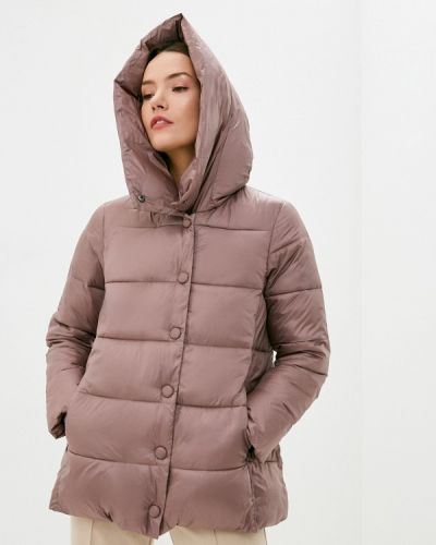 Розовая теплая куртка Savage