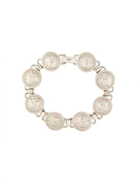 Серебряный браслет Versace Pre-owned
