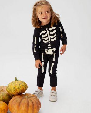 Piżama szary Mango Kids