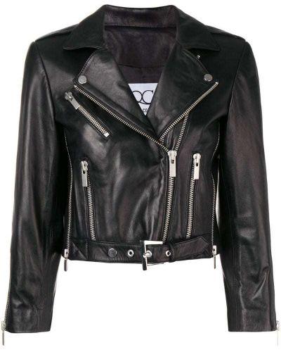 Черная куртка с манжетами Quantum Courage
