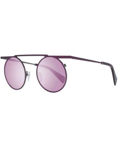Fioletowe okulary Y-3