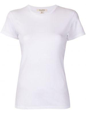 Белая футболка с короткими рукавами Nili Lotan