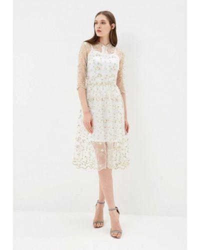 Белое платье Danity