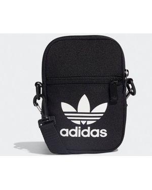 Черная косметичка Adidas Originals