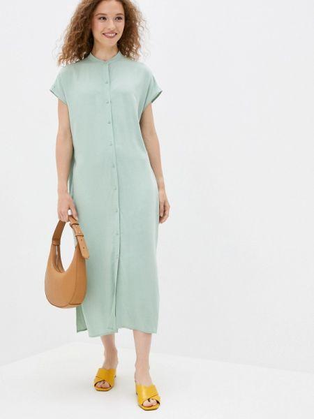 Платье - зеленое Befree