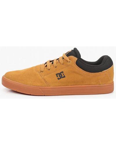 Оранжевые пинетки Dc Shoes
