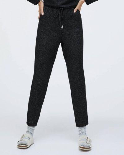 Черные брюки Oysho