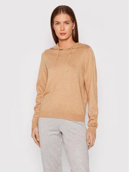 Bluza - brązowa Vero Moda