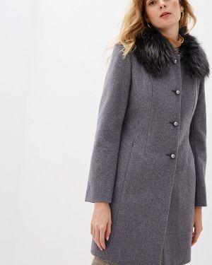 Зимнее пальто серое пальто Avalon