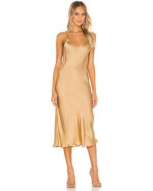 Платье из вискозы платье-комбинация Mes Demoiselles