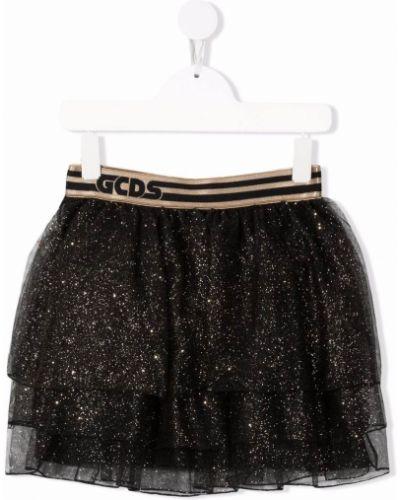 Spódnica tiulowa - czarna Gcds Kids