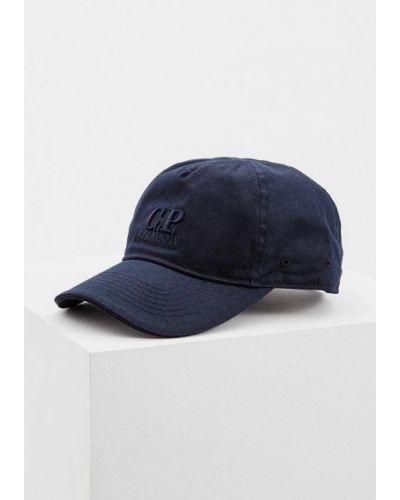 Синяя бейсболка C.p. Company