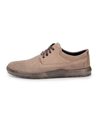 Коричневые демисезонные ботинки Zenden