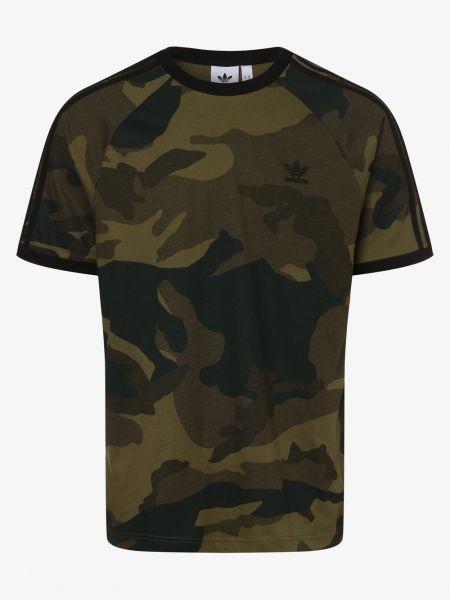 Koszula zielony Adidas Originals