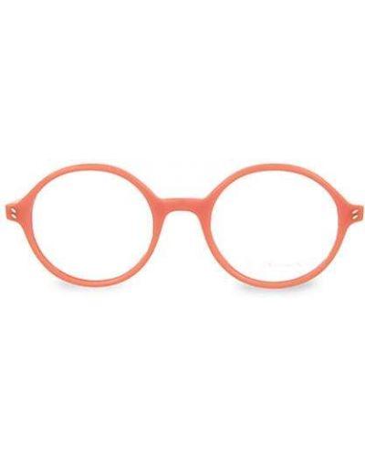Pomarańczowe okulary Stella Mccartney