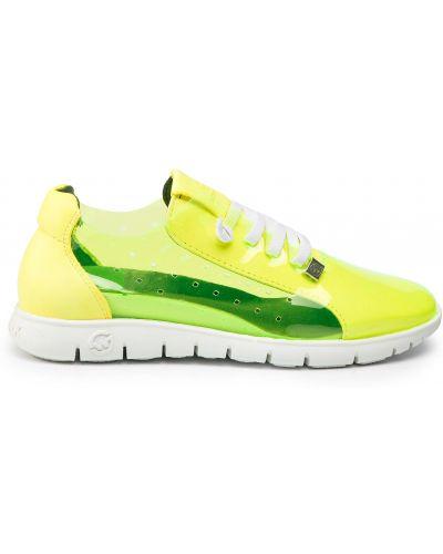 Туфли - желтые Slow Walk