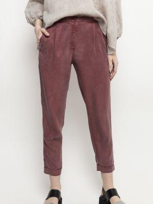 Spodnie materiałowe Deni Cler Milano