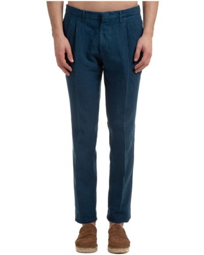 Niebieskie spodnie Lardini