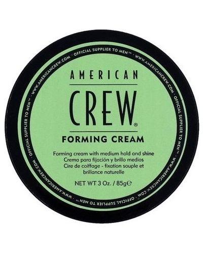 Бежевый крем для волос с американской проймой American Crew