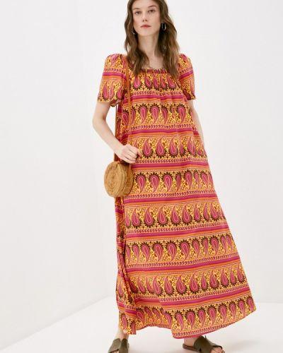 Прямое платье А-силуэта United Colors Of Benetton