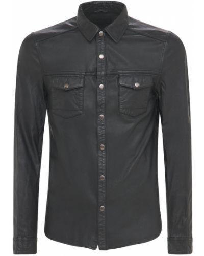 Czarna koszula Other