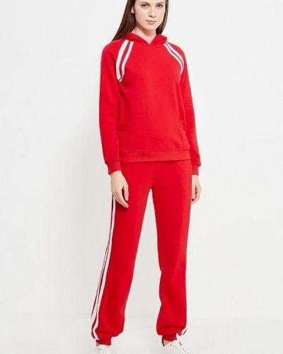 Спортивный костюм красный Love & Light