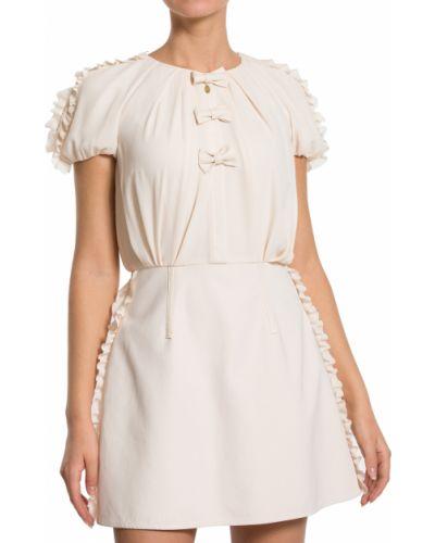 Платье осеннее Elisabetta Franchi